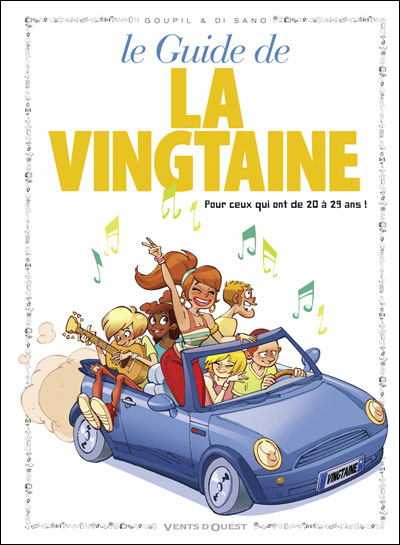 Le guide de la vingtaine