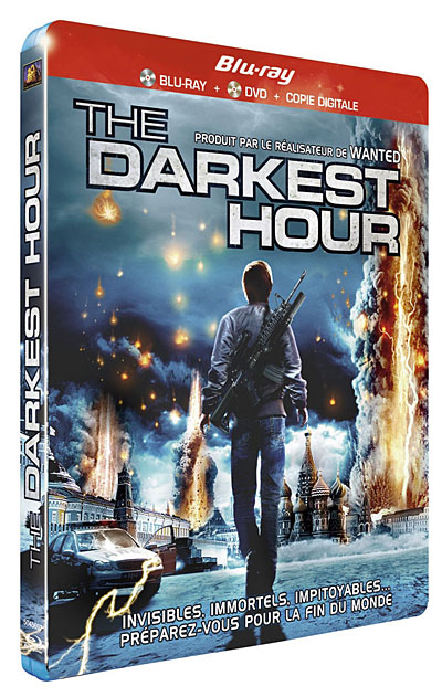 The Darkest Hour 2011 [MULTi WiTH TRUEFRENCH] [BluRay 1080p] [MULTI]