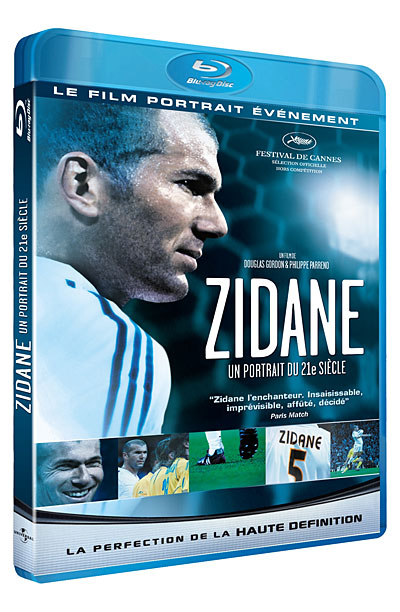 Zidane : portrait du 21ème siècle [Blu-Ray 1080p] [FS]