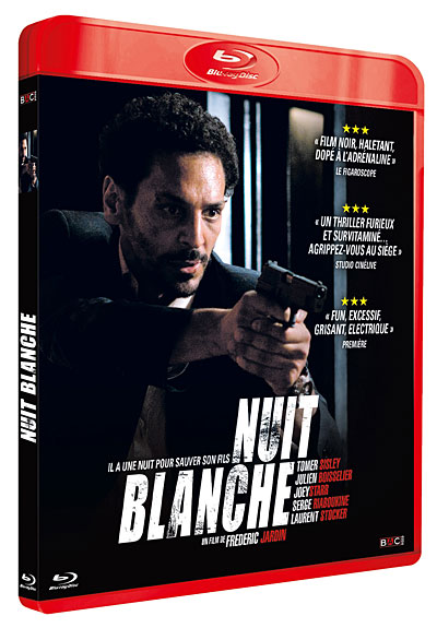 Nuit Blanche 2011 |FRENCH| |BRRIP| [AC3]  [UL]