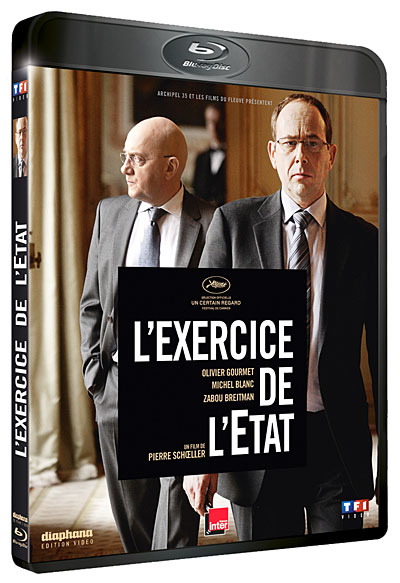 [MULTI] L'Exercice de l'Etat [BluRay 1080p]