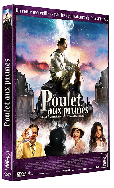 Poulet aux prunes FRENCH [DVDRIP] [TB]