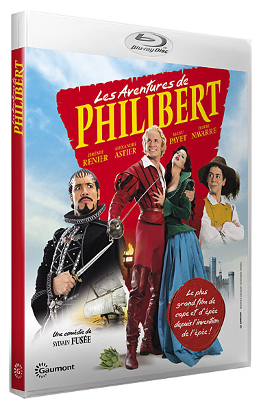 [MULTI]  Les Aventures de Philibert, capitaine puceau  [BRRiP]