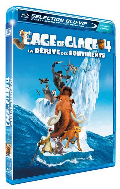 L'Âge de glace 4 : La dérive des continents