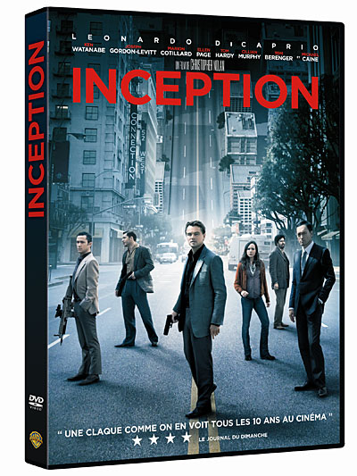[MULTI] Inception [DVDR] [NTSC]