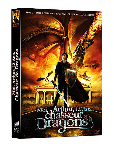 Moi, Arthur, 12 ans, chasseur de dragons | Depositfiles | DVDRiP