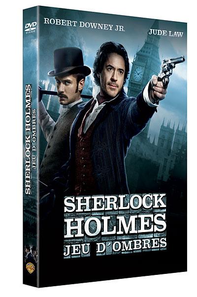 Sherlock Holmes 2 : Jeu d'ombres [PAL][VOSTFR] [DVD-R] MULTI