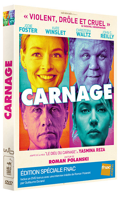 Carnage 2011 LiMiTED [TRUEFRENCH] DVDRiP AC3