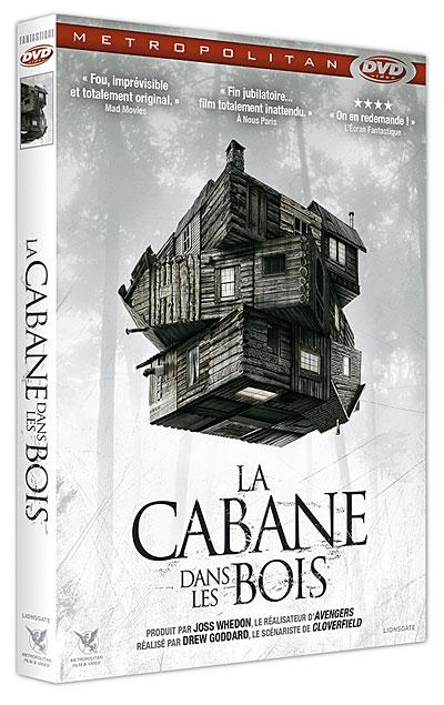 La Cabane dans les bois [PAL.MULTi.DVDR] + NTSC.MULTi.DVDR