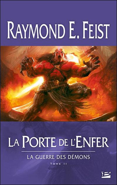 La Guerre des démons, Tome 2 : La porte de l'Enfer 9782352945123