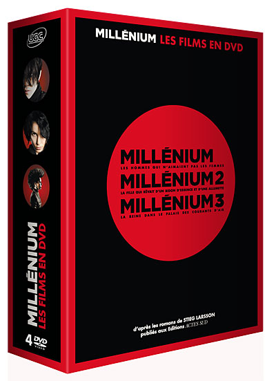 Millénium -la Trilogie [BRRIP] [AC3] [FRENCH]