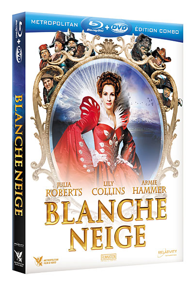 Blanche Neige   [BluRay 720p] [FRENCH] RG