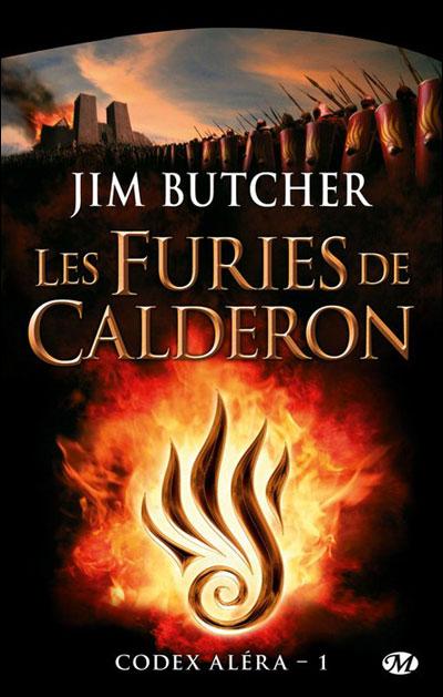 Les furies de Calderon – Jim Butcher