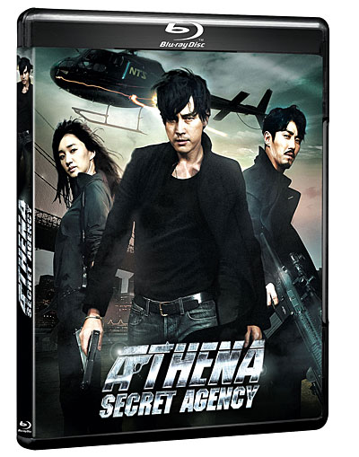 Athena Secret Agency 2011 MULTI [BluRay 720p & 1080p] [MULTI]