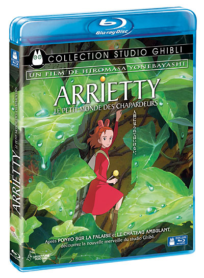 Arrietty [TRUEFRENCH] [BluRay 720p] [AC3]