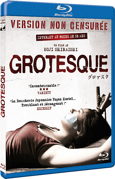 [MULTI] Grotesque (2011) [FRENCH] [Blu-Ray 1080p]