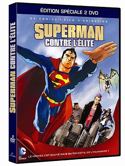 Superman contre l'Elite [DVD-R NTSC] [MULTi]