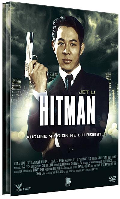 FILM hitman jet li