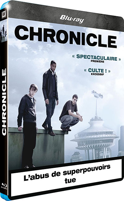 [MULTI] Chronicle |TRUEFRENCH| [BluRay 1080p]