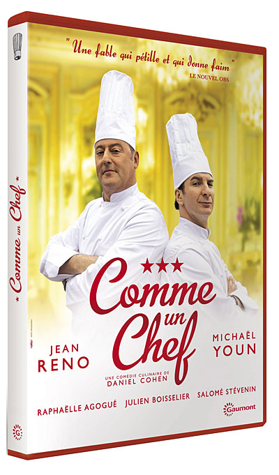 Comme Un Chef 2012 PAL FRENCH [DVD-R] [UL]