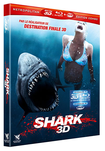 Shark Night [3D] 2011 FRENCH [BluRAy 1080p] [FS]
