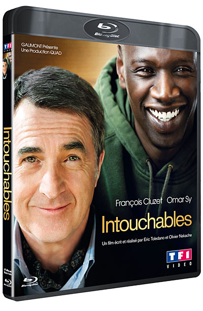 Intouchables 2011 [FRENCH] 720 BluRay [UL-]