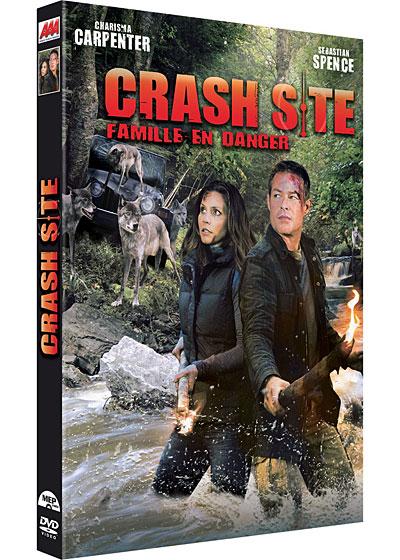 Crash site   [DVDRIP] [TRUEFRENCH]