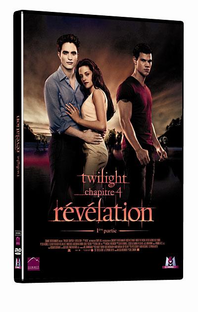 [Multi] Twilight – Chapitre 4 : Révélation 1иre partie [DVD-R] Reuploader