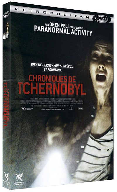 Chroniques de Tchernobyl [FRENCH DVD-R PAL]