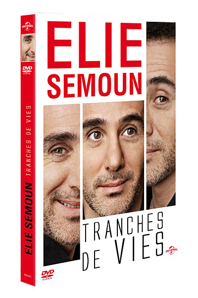 Elie Semoun, tranches de vie +  Elie & Co [FRENCH] [DVDRIp] 1CD + Ac3