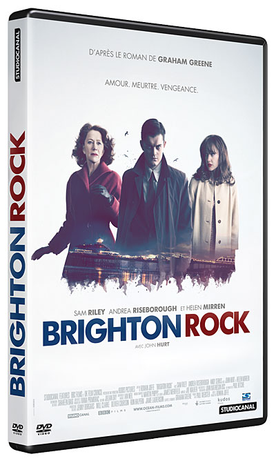 Brighton Rock 2010 STV NTSC MULTi [DVD-R] [FS]
