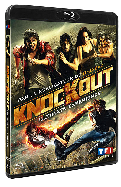 Knockout Ultimate Experience (2012) [TRUEFRENCH] [DVDRIP] 1CD & Ac3