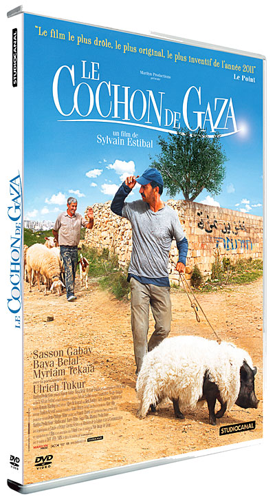 Le Cochon De Gaza PAL MULTi [DVD-R] [UL]