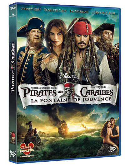Pirates des Cara�bes : la Fontaine de Jouvence | Multi | BDRiP | 2011 | TrueFrench | ReUp 28/12/2011