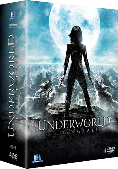 Underworld Quadrilogie BDRIP TRUEFRENCH