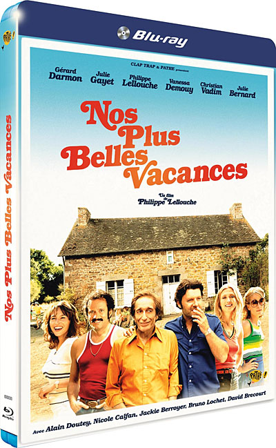 Nos plus belles vacances (2012) [BRRIP FRENCH 1CD & AC3]