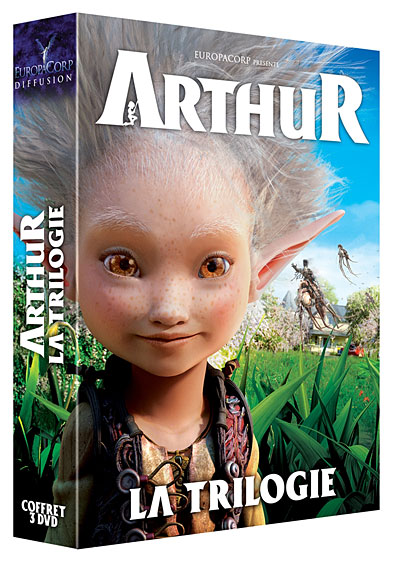 Arthur Trilogie [DVDRIP] [TRUEFRENCH] [FS]