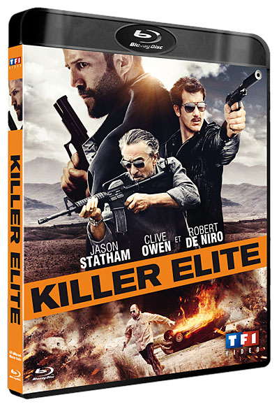 Killer Elite 2011 FRENCH BRRip x264 AC3 (exclue) [FS]