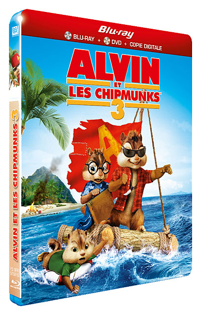 Alvin et les Chipmunks 3 | Multi | Blu-Ray 1080p
