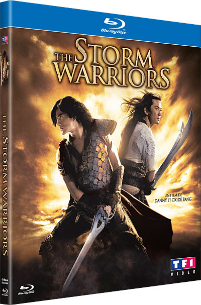 The Storm Warriors 2009 FRENCH [BluRay 720p] DTS [MULTI]