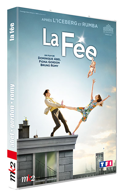 The Fairy (La Fée) [FRENCH] BRRIP AC3