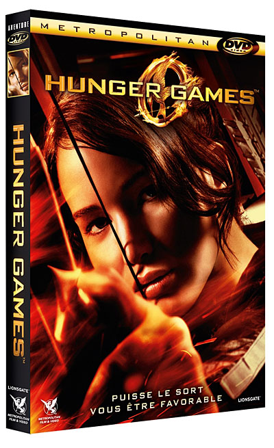 Hunger Games  [DVDRIP ]  [FRENCH] RG
