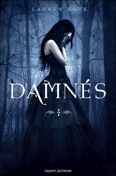KATE Lauren - LA SAGA DES DAMNES - Tome 1 : Damnés  9782747033664