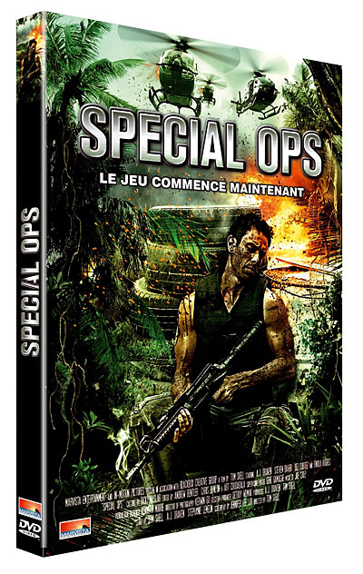 Special Ops PAL FRENCH [DVD-R] [UL]