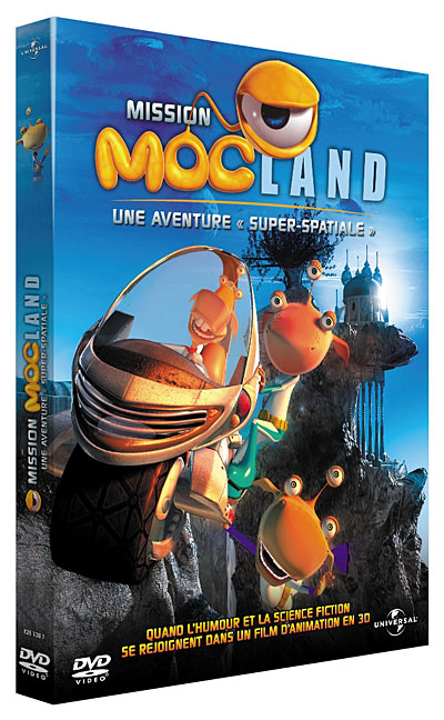 Mission Mocland [DVDRiP] [FRENCH]