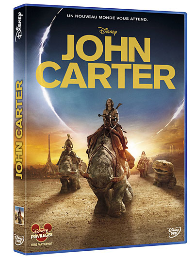 John Carter [DVD9] [MULTI]