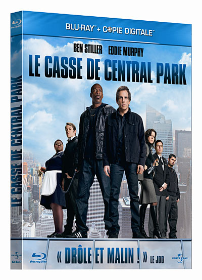 Le Casse de Central Park [FRENCH] [720p BluRay] [MULTI]