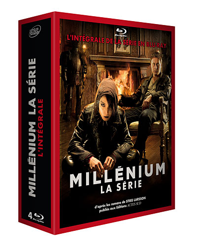 Millenium 2010 [S01] [E01 / ??] French [720p] [UL]