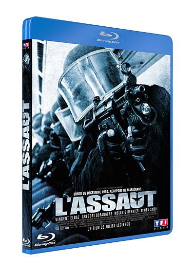 L'Assaut [DVDRIP] [FRENCH] AC3 [FS] [US] (Exclue)
