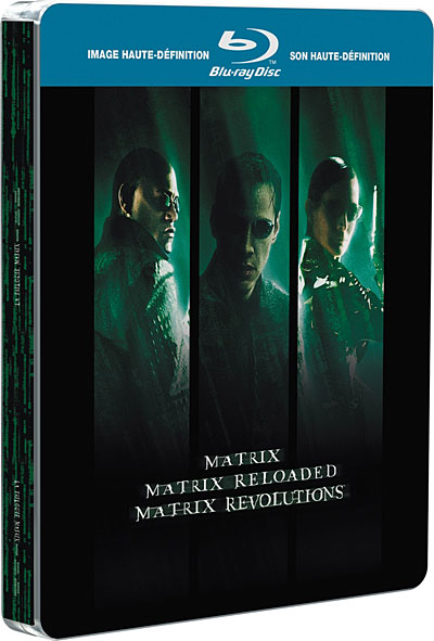 Matrix, La trilogie MULTI [Bluray 1080p] [MULTI]